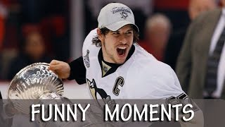 Sidney Crosby - Funny Moments [HD]