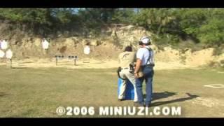 Mini Uzi in a Submachine Gun Competition