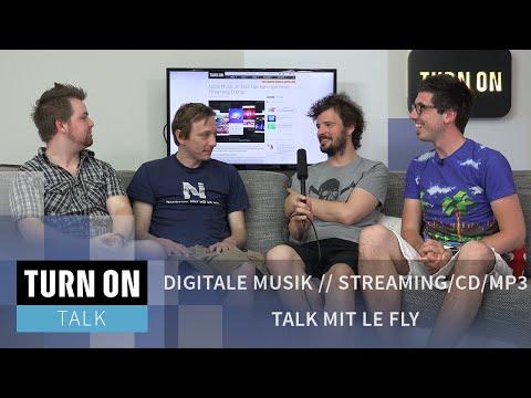 Digitale Musik // Streaming/CD/Mp3 - Talk mit Le Fly - 4K