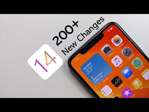 IOS 14 Deep Dive-The Most Detailed Ever - 60 Mins Be Prepared (Time Codes Added For Easy Navigation)