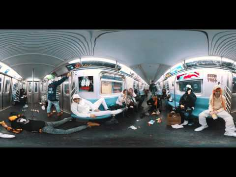 , Been Trill and Pretty Puke Unveils 360-Degree Visual Lookbook