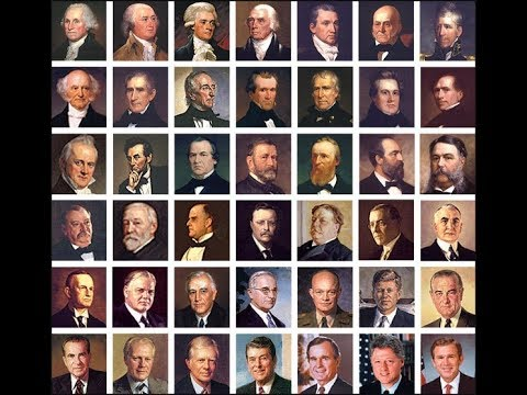 All U S  Presidents are related, What are the Odds?