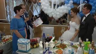 Видеосъёмка в Чите свадьба в морском стиле праздничное застолье Чита студия Мотор 8924 371 74 79