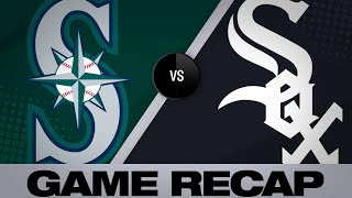 4/7/19: Vogelbach's 6 RBIs help Mariners rout Chicago