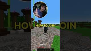 How to Join tнe Craziest Minecraft SMP (Java and Bedrock)