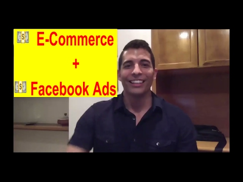 😍 Facebook Ads for Ecommerce 📈 Build an Online E-Commerce Empire with Facebook Ads