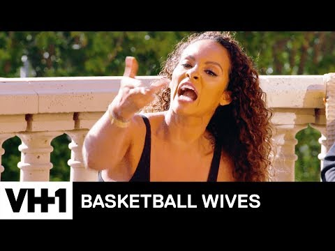 Evelyn Comes at Jennifer and Her 'Hype Man' | Basketball Wives