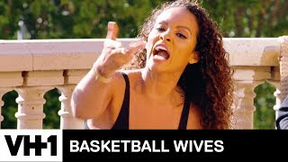 "Evelyn Comes at Jennifer and Her &quotHype Man"" Basketball Wives"