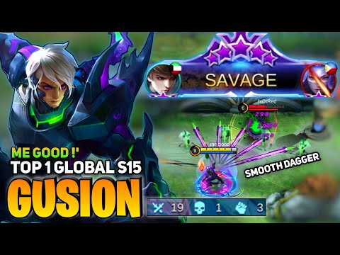SAVAGE! Gusion Smooth