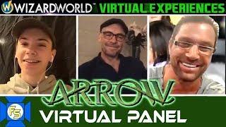 ARROW Actor Panel – Wizard World Virtual Experiences 2020
