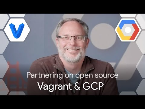 Partnering on open source: Vagrant and GCP