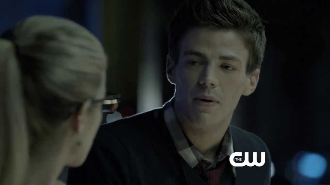 "Arrow ""The Scientist"" Clip - Barry Allen & Felicity ..."