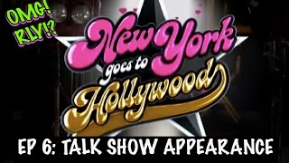 Talk Show Appearance   New York Goes To Hollywood   Episode 6   OMG!RLY!?