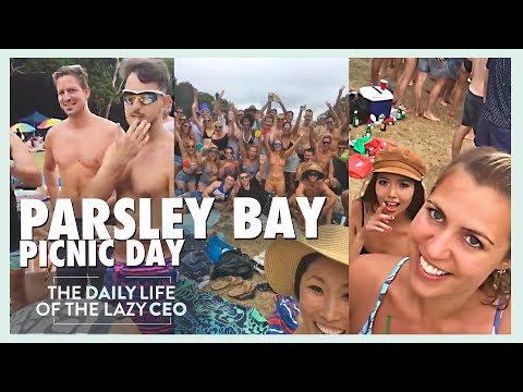 SYDNEY PARSLEY BAY PICNIC    Jane Lu Showpo CEO Daily Vlog #23