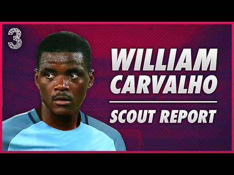 William Carvalho to Manchester City or Arsenal? | THE SCOUT