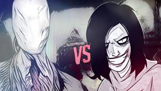 Jeff The Killer VS Slenderman Song by iTownGamePlay (Canción)