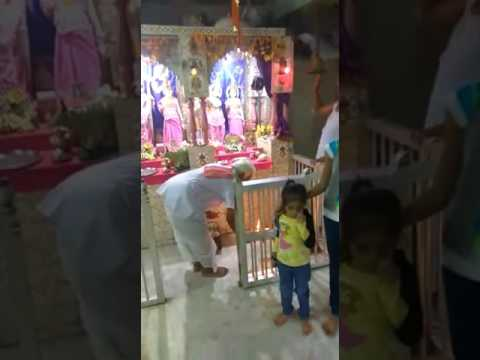 W2E1- Stuti Saluja- Aarti Video@Rajkot