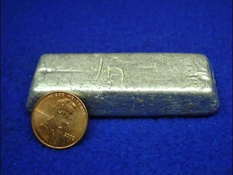 Someone should mint indium bullion! (Gold, silver, precious metals)