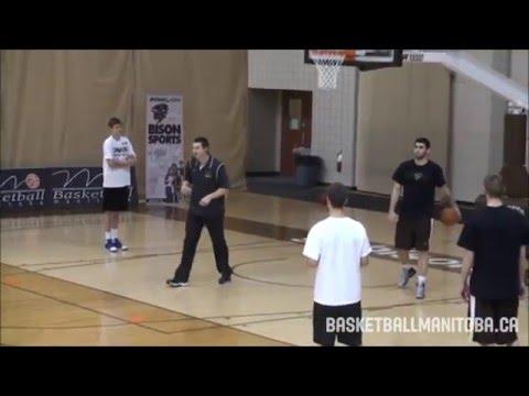 Kirby Schepp - Developing Your Big Man in Basketball