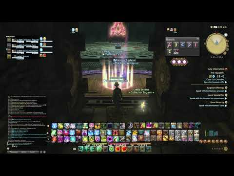 FFXIV Map tagged videos on VideoHolder
