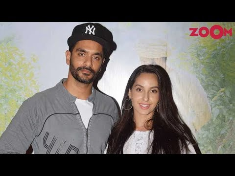 Nora Fatehi's ex boyfriend Angad Bedi OPENS UP on his breakup with her | Bollywood News Mp3