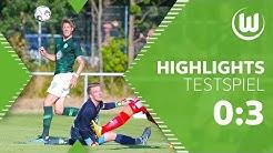 Lupo Martini - VfL Wolfsburg 0:3 | Highlights + Tore | Testspiel