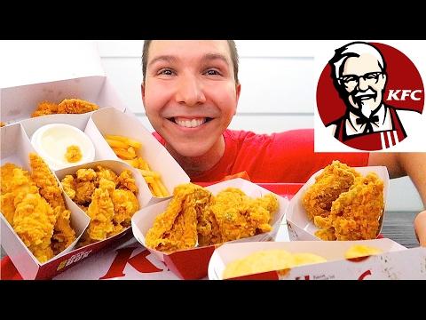 KFC Box • MUKBANG