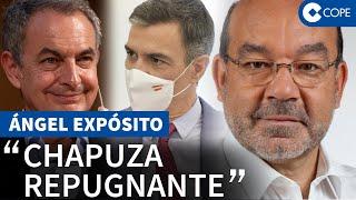 """""""¿De verdad Zapatero no tiene dignidad ninguna? ¿Qué más habrá que no sabemos?"""""""
