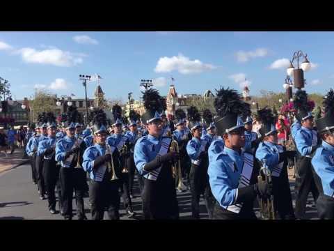 C Milton Wright High School Disney March 2017
