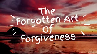 The Most IMPORTANT SERMON THIS SUNDAY! Anchors, Ice Cream & The Forgotten Art Of Forgiveness