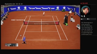 AO Tennis (PS4) - Karriere Modus ATP Ranking #Part 2