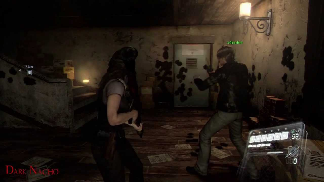 <b>Resident evil 6</b> Hack PS3 9999999 Mercenaries, unlimited ammo [OFW ...