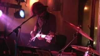 """El Rolando & the Rusty Chevys """"Stormy Weather""""  @ Liquid Café 2012/01/26"""