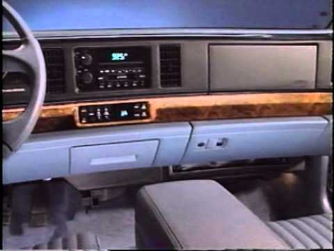 Buick -- Park Ave/LeSabre: Squeaks & Rattles (1996)
