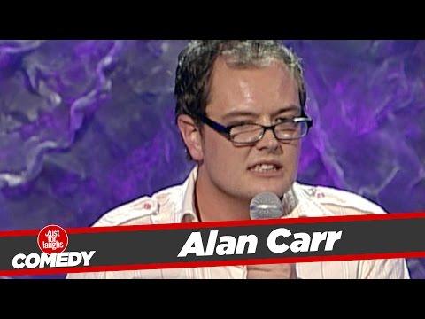 Alan Carr Stand Up - 2005
