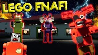 LEGO FIVE NIGHTS AT FREDDY