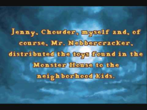 Monster House(GBA) Escape + Credits