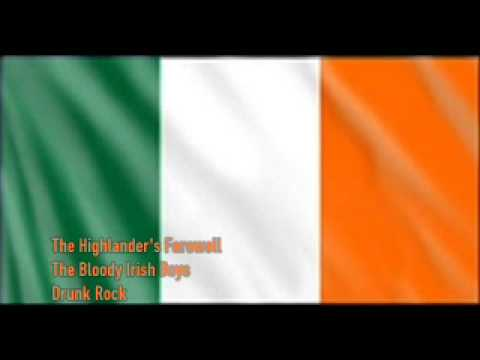 The Bloody Irish Boys-The Highlander