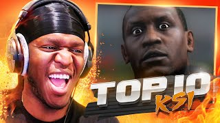 My Top 10 KSI Youtube Videos