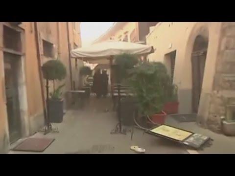 6.6 magnitude earthquake in Italy