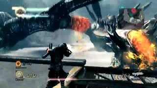 Lost Planet 2 Gameplay (PS3)