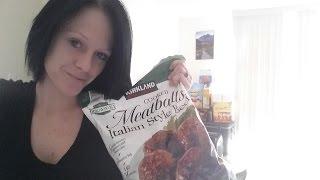 Italian Meatballs 1-22-15 (day 57)
