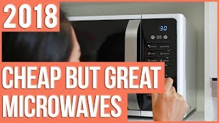 TOP 13 Cheap Microwaves 2018 | Cheap But Great