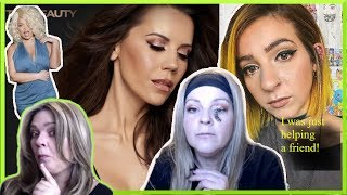 Tati Beauty Look & My Thoughts On Trisha Paytas Gabbie Hanna Fued
