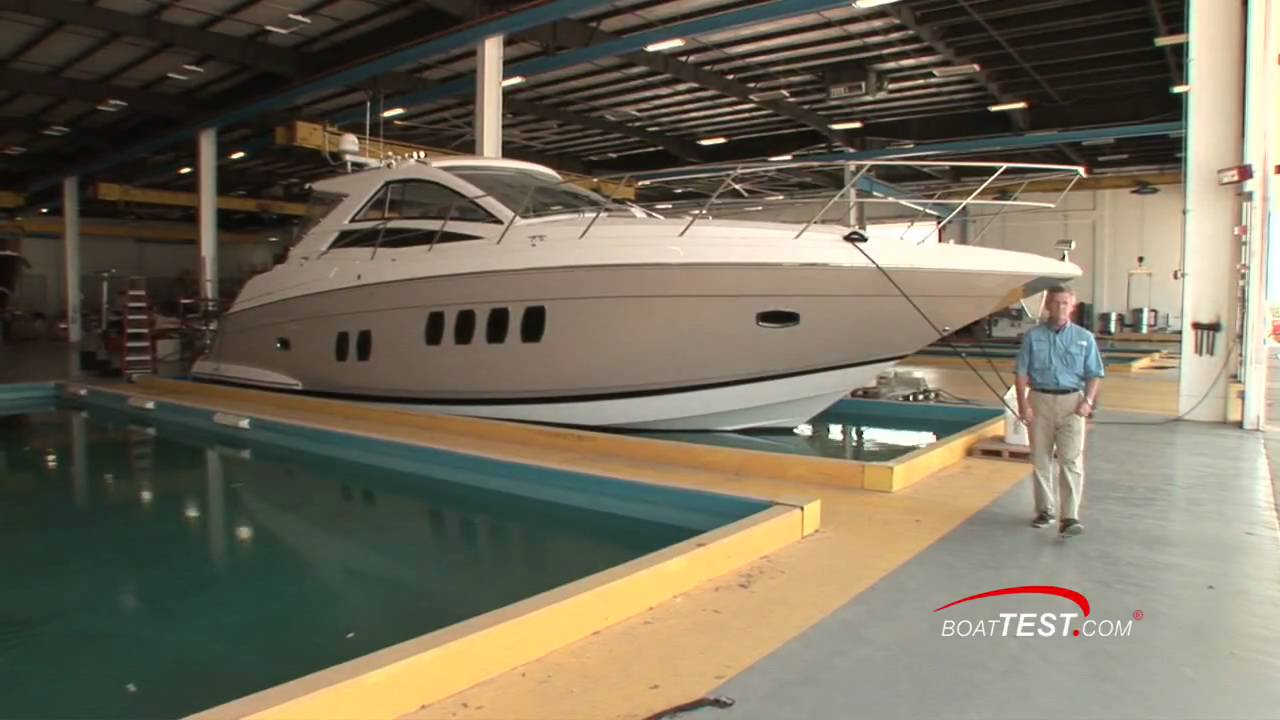 Regal Boats Factory Tour 2010 - By BoatTEST com