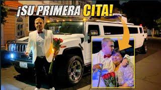 LE LLEVÓ LIMOSINA PARA SU PRIMERA CITA CON AIMEP3.. | ManuelRivera11