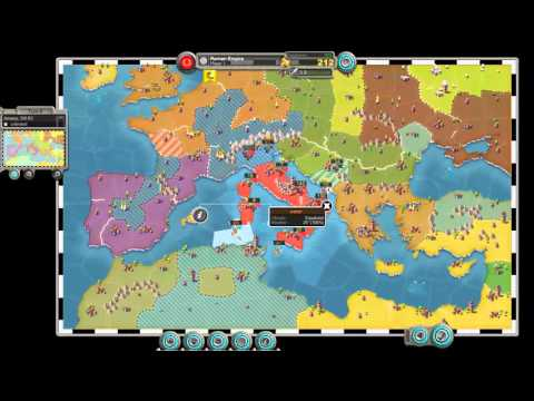 Age Of Conquest IV Gameplay And Impressions