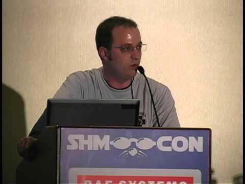 ShmooCon 2013: Ten Strategies of a World-Class Computer Security Incident Response Team