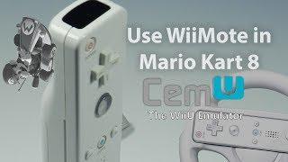 How to setup controller for cemu emulator