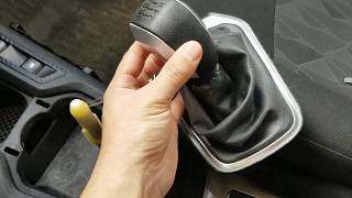 citroen c-elysee vites topuzu değişimi